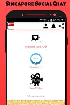 Singapore Social Chat - Meet and Chat screenshot 3