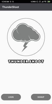 ThunderShoot Messenger poster