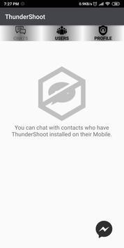 ThunderShoot Messenger screenshot 2