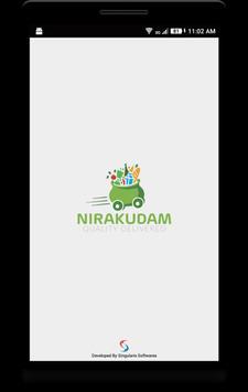 Nirakudam - Quality Delivered poster