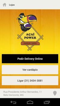 Açaí Power Nazaré screenshot 1