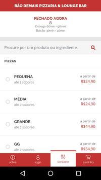 Bão Demais Pizzaria e Lounge Bar screenshot 1