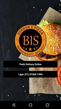 Bis Burguer e Beer poster