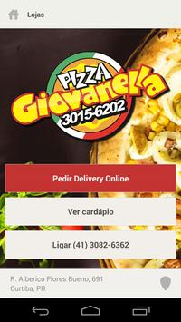 Giovanella Pizzaria Delivery screenshot 1