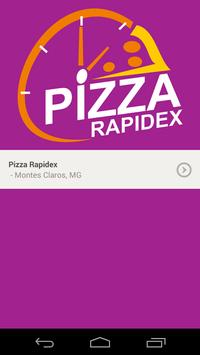 Pizza Rapidex poster