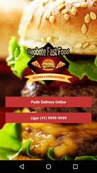 Reobote Fast Food poster