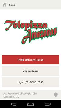 Tele Pizza Amazonas screenshot 1