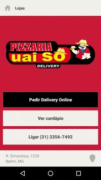 Pizzaria Uai Sô screenshot 1
