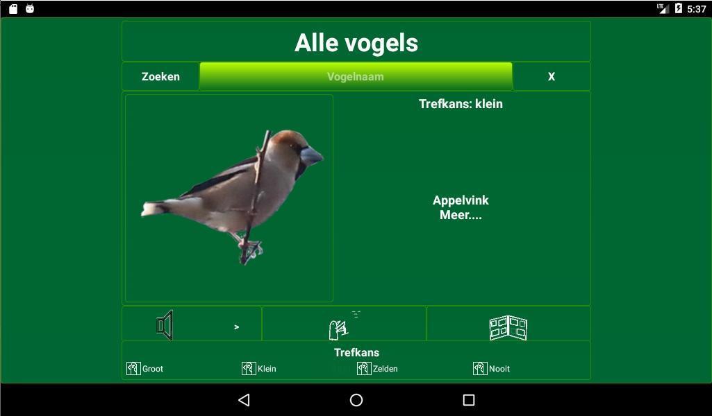 Ongekend Vogels in Nederland for Android - APK Download UE-56