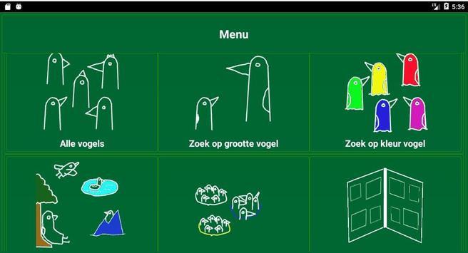 Vogels in Nederland screenshot 13