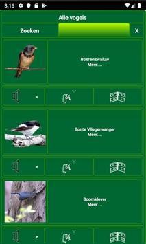 Vogels in Nederland screenshot 7