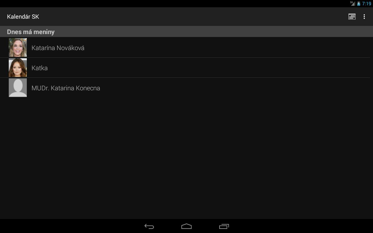 Kalendár SK for Android - APK Download 86b86465ab5