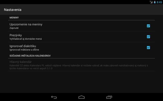 04bfe5e06 Kalendár SK for Android - APK Download