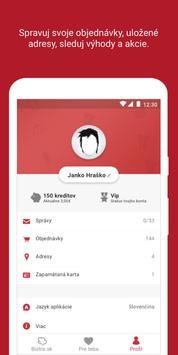 Bistro.sk скриншот 4