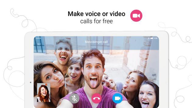 Messenger captura de pantalla 19