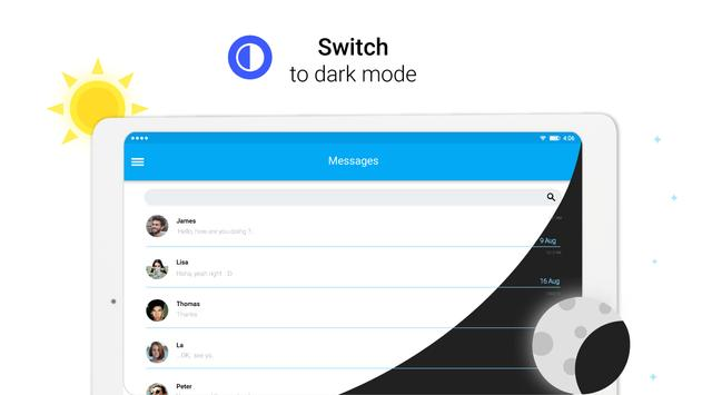 Messenger captura de pantalla 20