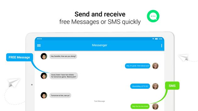 Messenger captura de pantalla 21