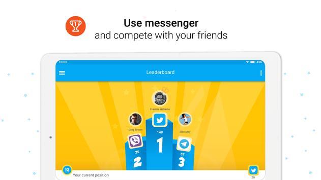 Messenger captura de pantalla 22