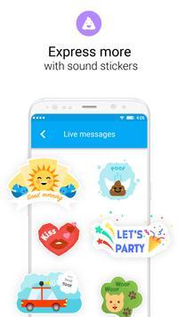 Messenger captura de pantalla 6