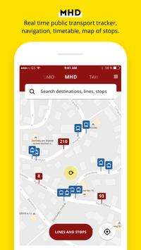 HOPIN - taxi, limo, bus screenshot 4