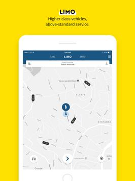 HOPIN - taxi, limo, bus screenshot 8