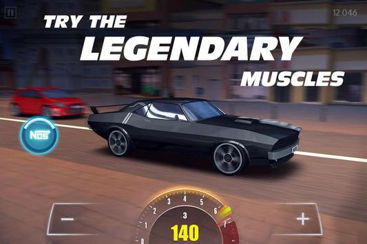 Drag Racing: Duel imagem de tela 2