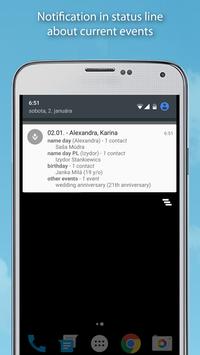 Name days screenshot 4