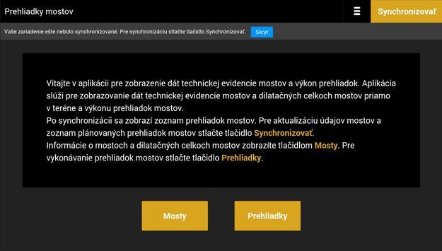 Mosty screenshot 1