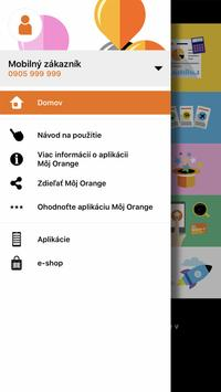 Môj Orange screenshot 2