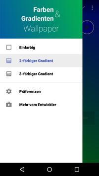 Farben & Gradienten Wallpaper Screenshot 2