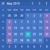 Kalender Widget-icoon