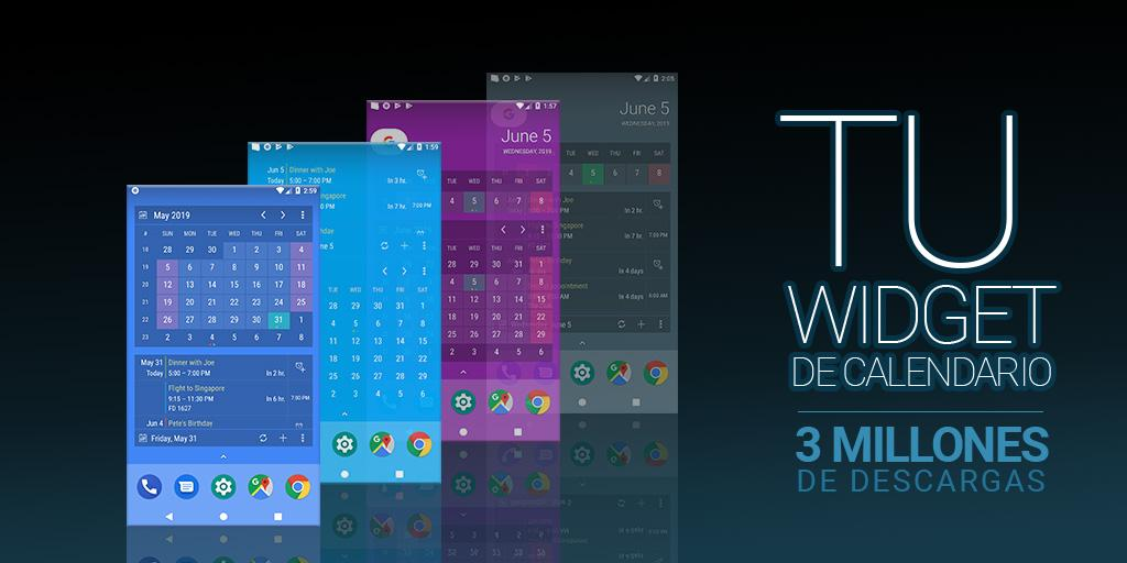 Widget Calendario Android.Calendario Widget For Android Apk Download