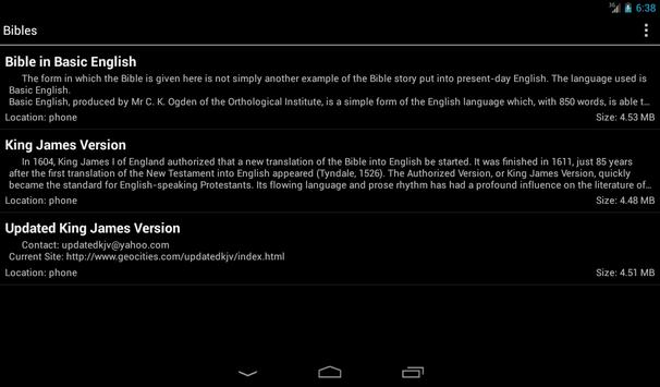 Bible for Android - APK Download
