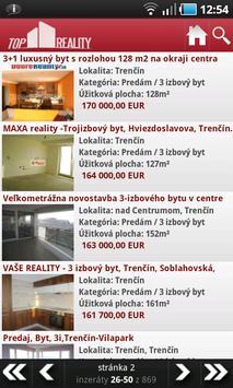 Reality od TopReality.sk screenshot 2