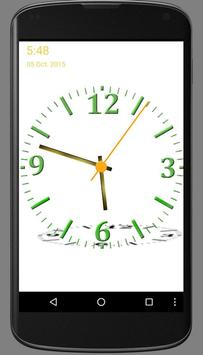 Nice Night Clock with Alarm and Light screenshot 4