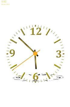 Nice Night Clock with Alarm and Light screenshot 12