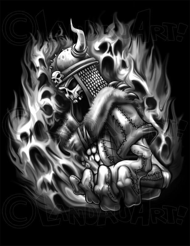Skulls Tattoo Design Wallpaper For Android Apk Download