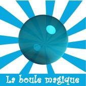 Boule magique icon