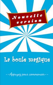 Boule magique screenshot 8