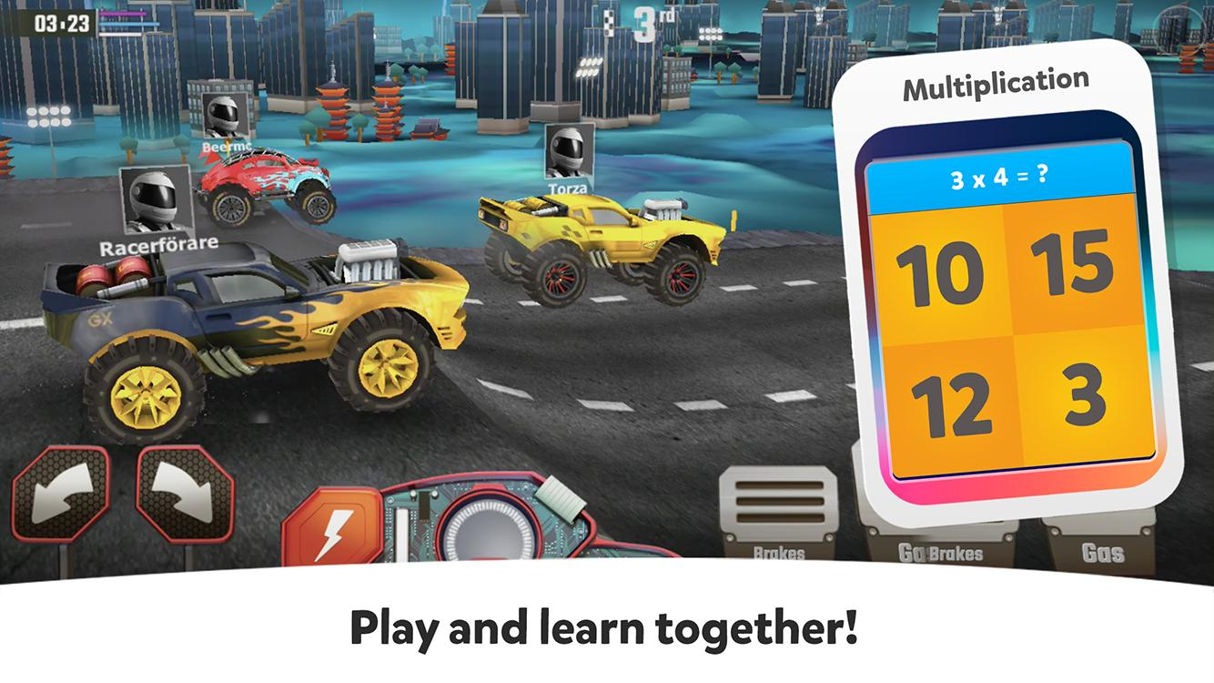 Cool Cars Games >> Cool Math Games Race Cars For Kids For Android Apk Download