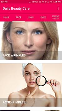 Daily Beauty Care screenshot 1