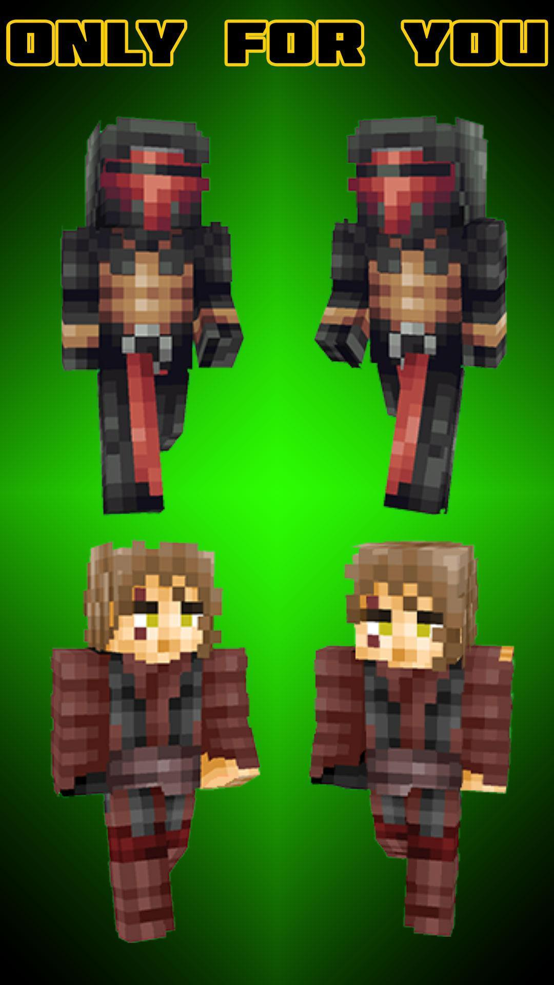 Skins for Minecraft - Skins from Star Wars for Android - APK Download