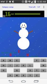 Snowman screenshot 2