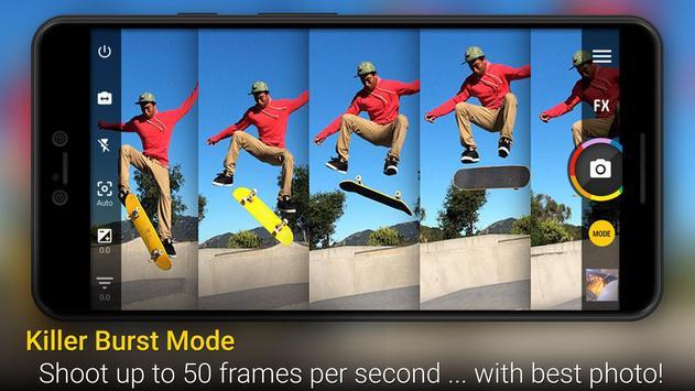 Camera ZOOM FX Premium imagem de tela 3