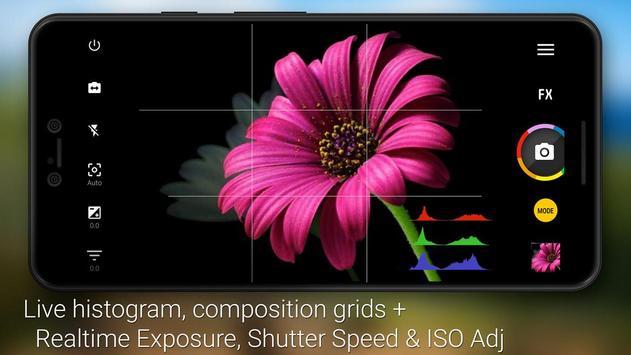 Camera ZOOM FX Premium imagem de tela 1