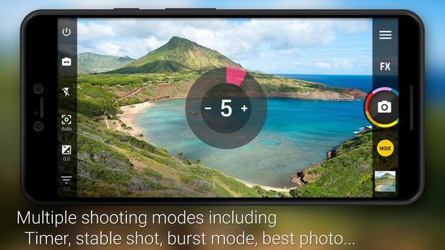 Camera ZOOM FX Premium imagem de tela 2