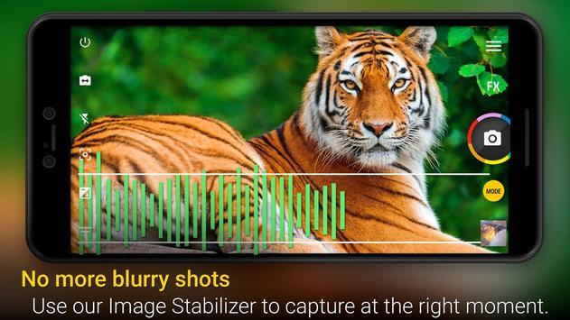 Camera ZOOM FX Premium imagem de tela 4