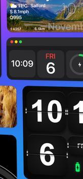 widgetopia captura de pantalla 2