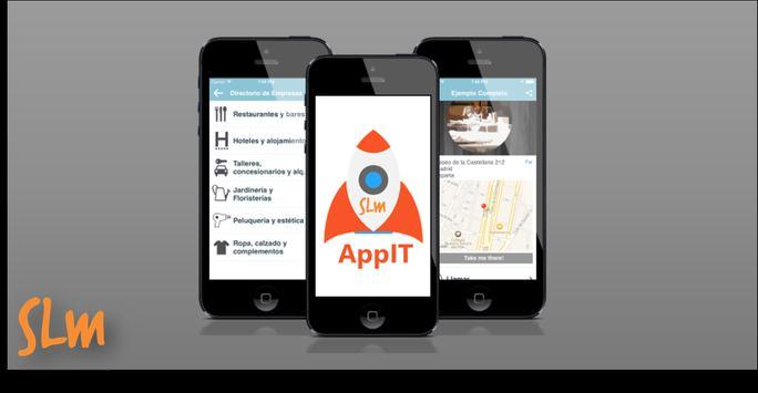 SLM AppIT screenshot 1