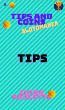 Quick Tips & Coins for Slotomania poster